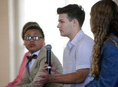 'You're Not Alone' screening: Teens use social media to combat cyberbullying