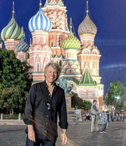 Bon Jovi in Moscow