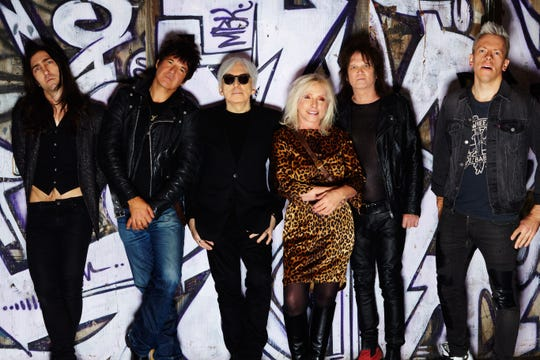 Blondie returns to the Count Basie Center for the Arts in Red Bank on June 22.