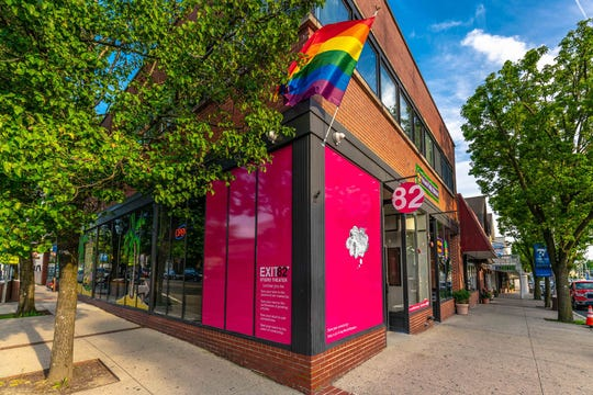 The Exit 82 Theatre in downtown Toms River is presenting the town's first Pride celebration on Saturday, June 22.