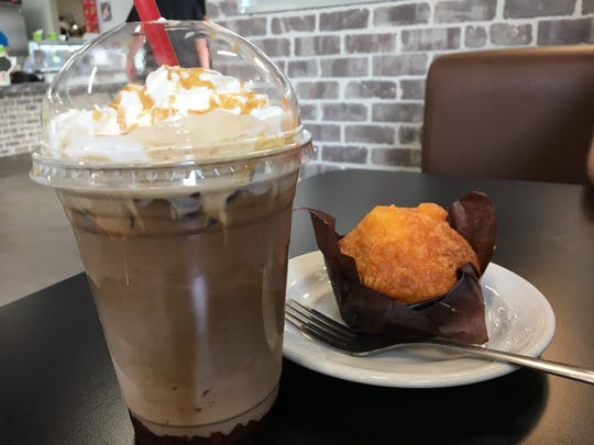 There's more than ice cream at Pennfield Ice Cream & Coffee Shop.