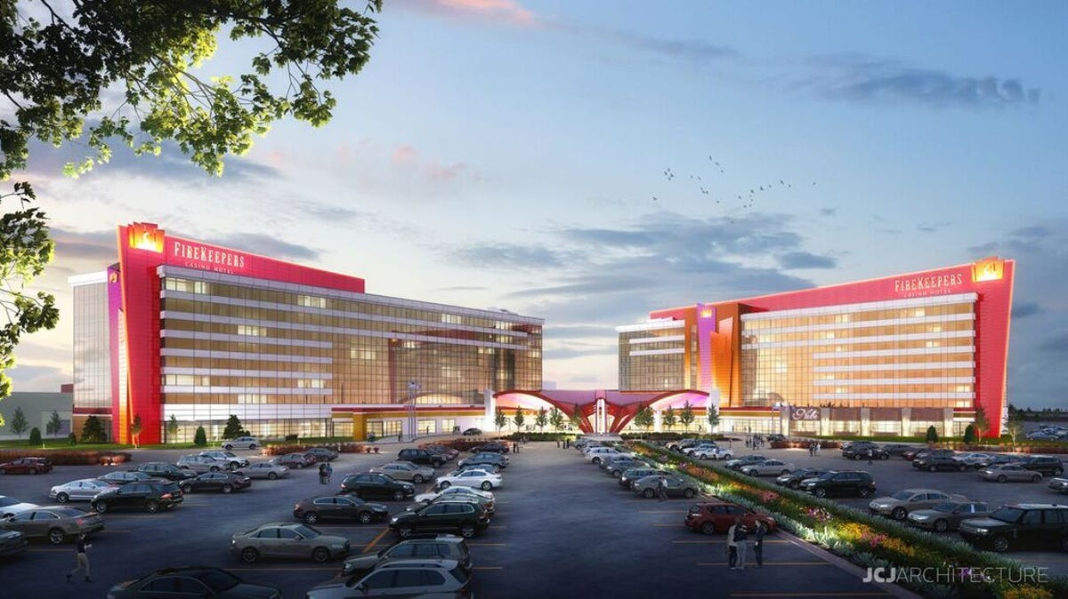 New Hotel Tower Coming To Firekeepers Casino Hotel At The End Of 2020