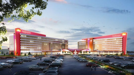 A second hotel will be added at FireKeepers Casino Hotel. The new hotel will have 203 rooms.