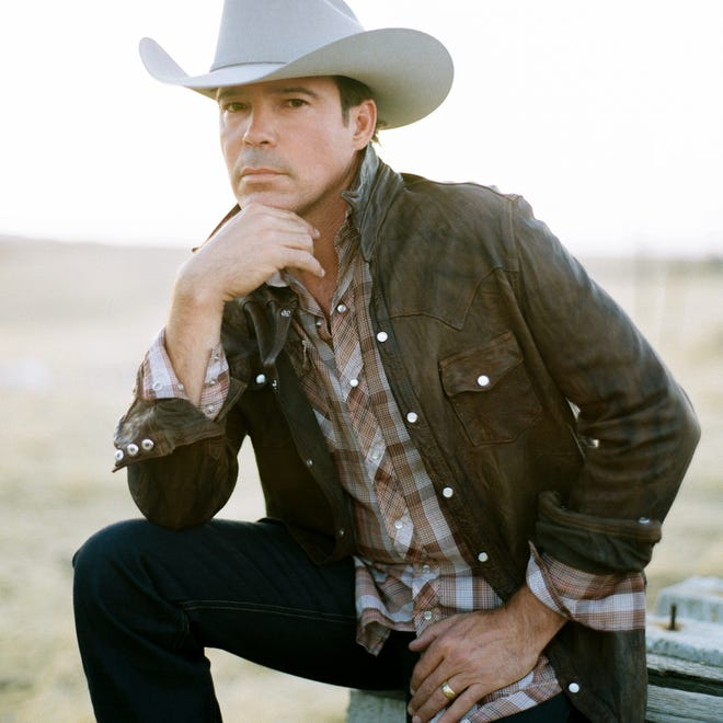 Country music star Clay Walker stops by the Admiral Theatre for a June 22 concert.