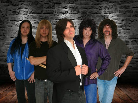 Journey Revisited tops the live-music lineup for the Bremerton Bridge Blast June 29.