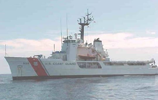 U.S. Coast Guard cutter Dependable