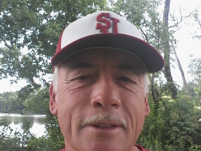 St. Joseph softball coach Les Olson