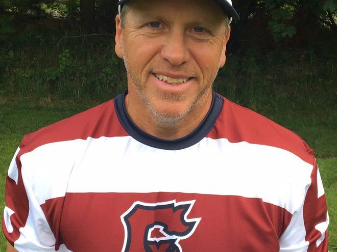 Eastern baseball coach Rob Christ