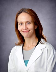 Dr. Katherine Doktor, an infectious disease specialist at Cooper University Health Care, advises people to take some precautions this summer while enjoying the Delaware Bay.