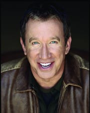 "Tim Allen will do two shows in Cincinnati on the opening weekend of ""Toy Story 4."""