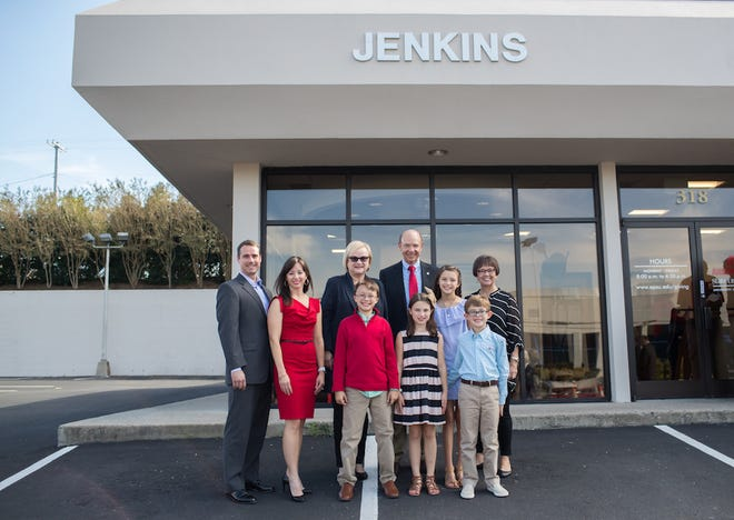 The Jenkins family