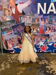 Miss New Jersey Grand Ambassador Caitlyn Toth, 7,is hostinga toy drive and lemonade stand in Metuchen throughout July to benefit the women and children of Hope Aware and Ozanam Shelter.