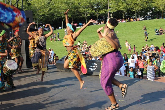 A free community event, guests are treated to the sounds of steel drums, the smell of jerk chicken and more presented by the South Jersey Caribbean Cultural Organization.
