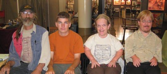 The Blattel-Britton family.