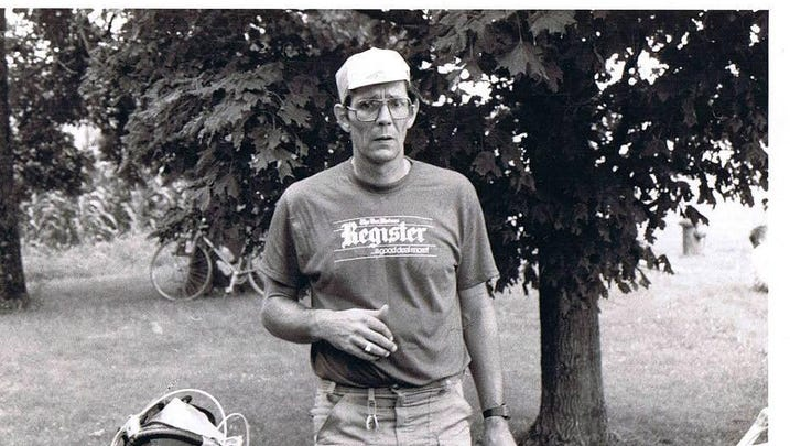 One of RAGBRAI's early and most beloved leaders, Jim Green, has died