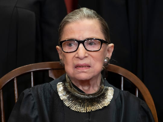 """One House of its bicameral legislature cannot alone continue the litigation against the will of its partners in the legislative process,"" Justice Ruth Bader Ginsburg wrote."