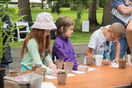 GroveFest features hands-on nature activities, live animal presentations, food and horse-drawn wagon rides.
