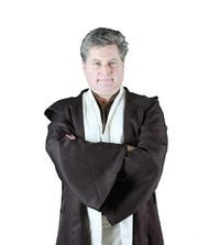 "Gulf Coast Symphony's Andrew Kurtz will wear full Jedi robes when he conducts Sunday's ""Star Wars Summer Family Concert."""