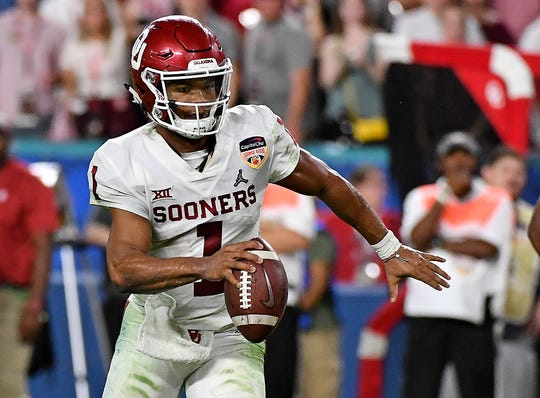 Kyler Murray led Allen to the Class 6A Division I state title in 2014. He was selected by the Arizona Cardinals with the No. 1 pick in the 2019 NFL Draft.