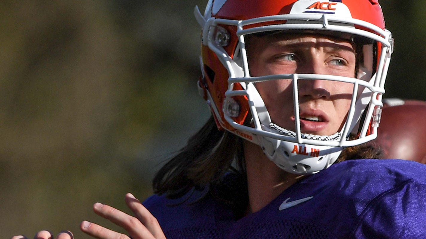 Here's how Trevor Lawrence could give Clemson football its first Heisman Trophy winner