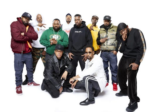 Catalyst Sports and Media Founder Happy Walters has worked with some of the biggest names in music, including the Wu-Tang Clan.
