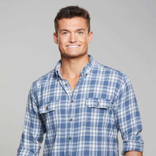 "Jackson Michie is a houseguest on ""Big Brother 21."""