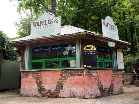 Zoo Knoxville's Waffles & Ice Cream