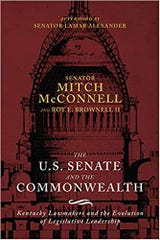 Mitch McConnell and Roy E. Brownell II book
