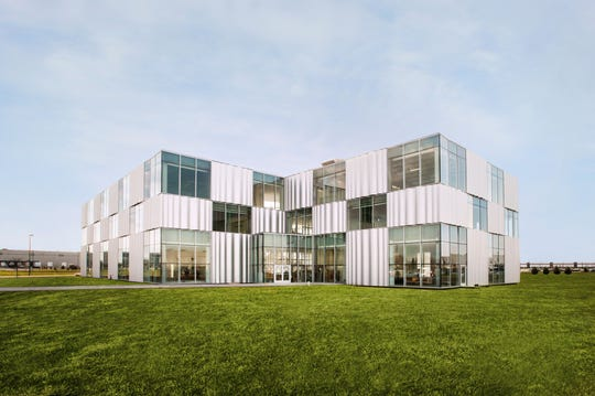 The Gallery Building at River Ridge  Commerce Center will house about 200 employees of PharmaCord, a rapidly growing pharmaceutical services company based in Louisville.