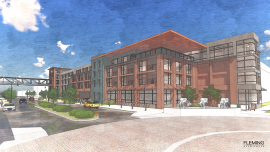 Local developer Billy Orgel has plans to transform a stretch of Uptown Memphis to bring more housing, office space and retail to the area called the Snuff District between Saffarans Avenue and Front Street north to Front and Henry Avenue.