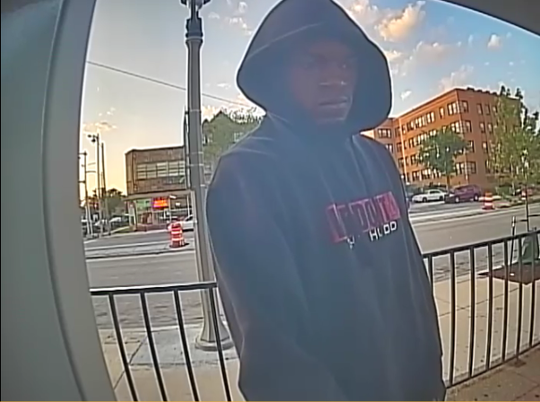 Milwaukee police are looking for this man in connection with a robbery.