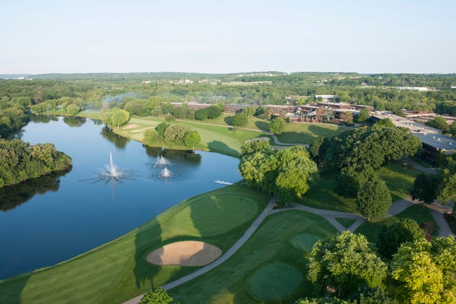 Grand Geneva Resort & Spa is set on 1,300 acres in Lake Geneva.