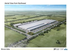 Foxconn wins approval for factory plans, begins pouring foundation and footings
