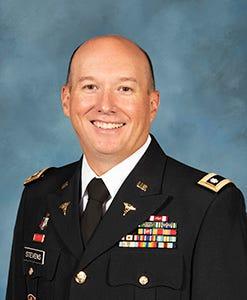 Lieutenant Colonel Bryan V. Stevens