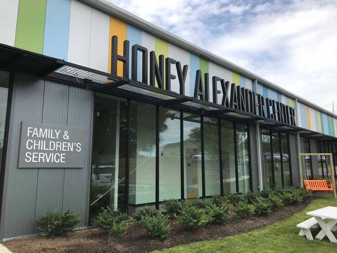 The new Honey Alexander Center opens on June 22, 2019, in Nashville, Tenn.