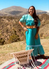 Kanae Sago celebrates her coming of age this weekend on the Mescalero Apache Reservation that adjoings Ruidoso.
