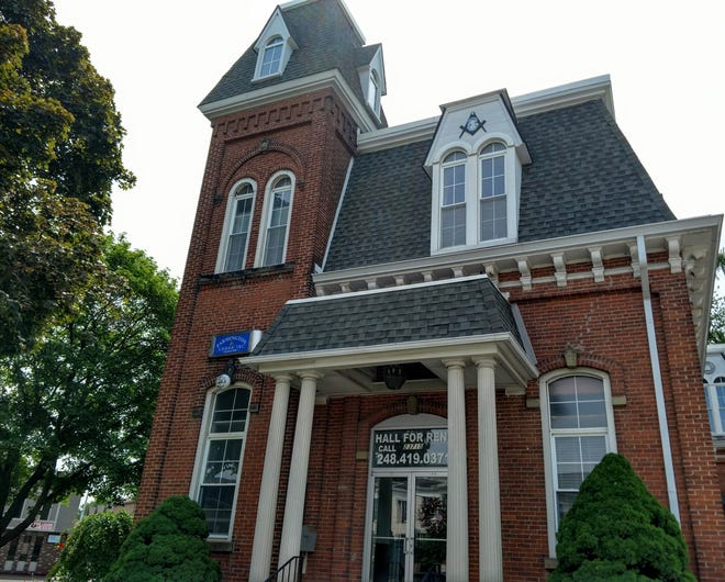 Blue Hat Coffee in Coldwater hopes to relocate and reopen later this year in the Farmington Masonic Lodge in downtown Farmington.