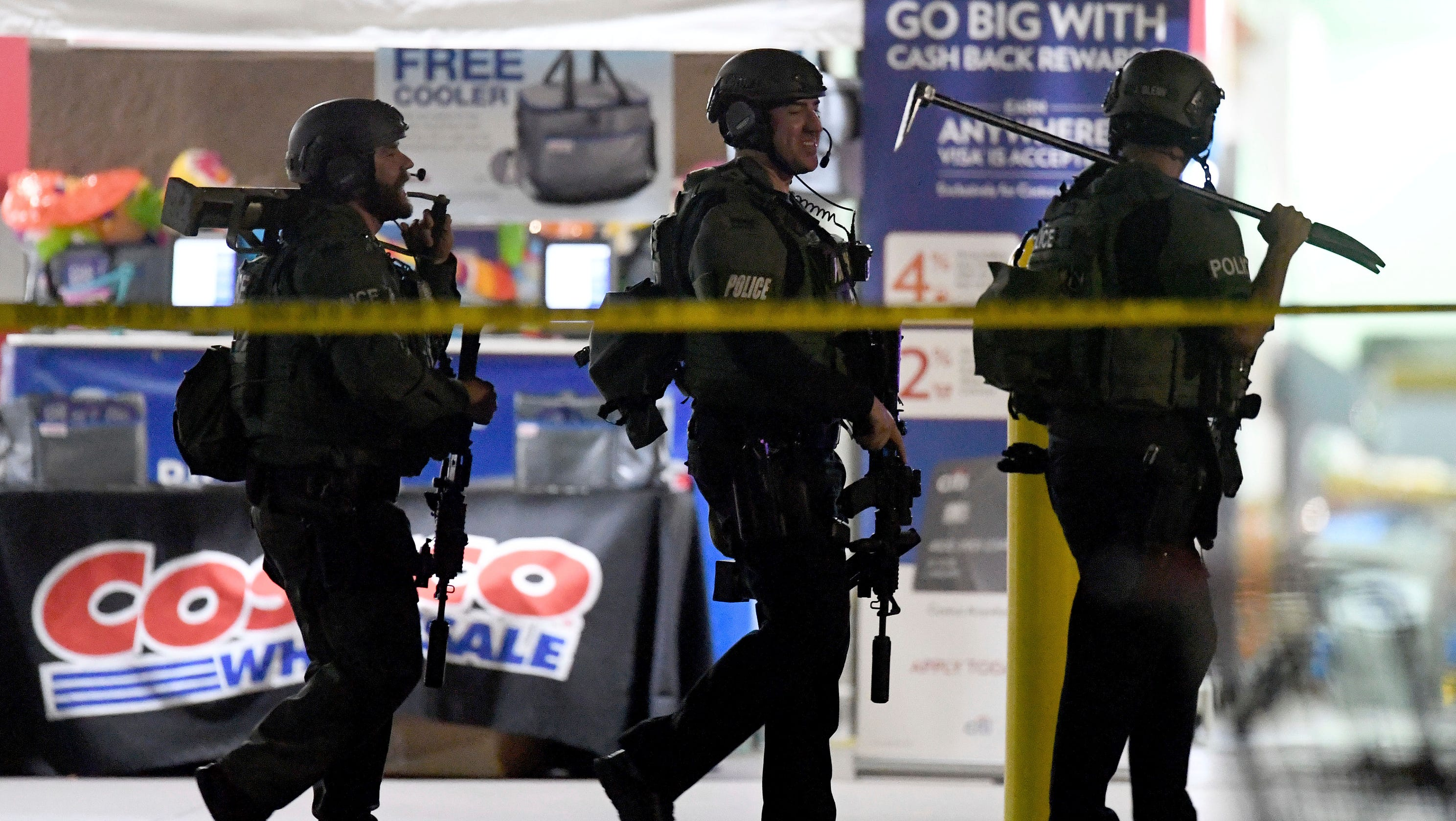 Shooting at Costco: Off-duty LAPD officer fired fatal shot after man hit  him at Costco
