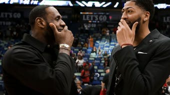 The NBA reorganization has us wondering who has the edge for the NBA championship?