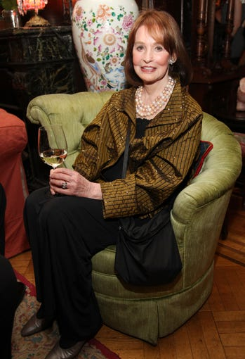 """June 17, 2019:  Socialite, artist, author and fashion designer Gloria Vanderbilt has died. """"She was 95 years old, but ask anyone close to her, and they'd tell you, she was the youngest person they knew,"""" son Anderson Cooper said."""