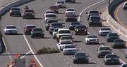 Traffic travels along Loop 101 in Scottsdale.
