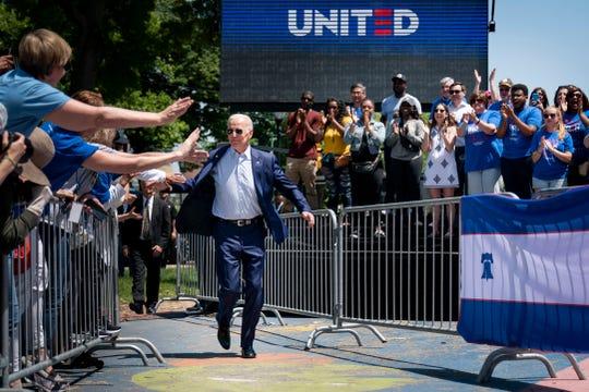 El ex vicepresidente de Estados Unidos Joe Biden, buscará llegar a la Casa Blanca en 2020.
