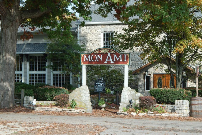 Mon Ami Restaurant and Winery has been sold to Quintin and Donna Smith, owners of Twin Oast Brewery.