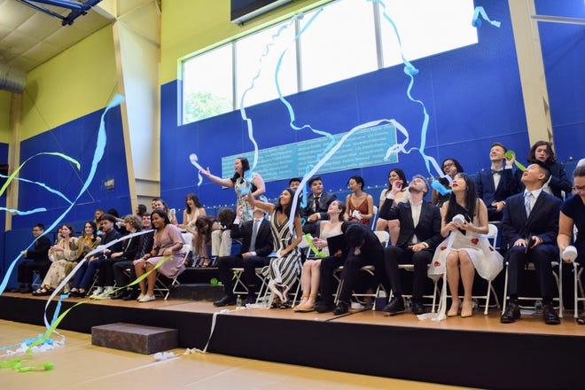 Poughkeepsie Day School graduates celebrated commencement on June 12.