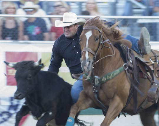 The Reno Rodeo is June 20-29 at the Reno LIvestock Events Center.