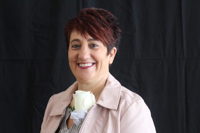 Laurie Larsen, paraeducator at Little Falls Public Schools