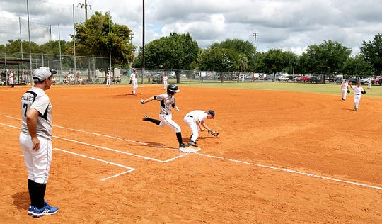 Commissioners also will consider whether to invest $800,000 to complete a baseball field project already in the works at Daniel B. Chaires Park. Here Tallahassee teams play in the Dizzy State State Baseball Tournament at Messer Sports Complex in 2012.