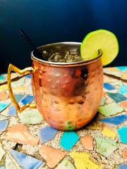 The Mexican Mule at Casa del Sol in Nyack.