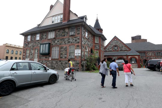The Sharing Community Soup Kitchen and Homeless Shelter, located at St. John's Episcopal Church in Yonkers, photographed June 17, 2019, will close at the end of June.