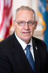 State Rep. Rich Collins, R-Millsboro, represents the 41st Representative District.